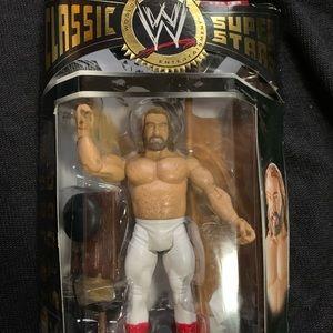WWE Big John Studd action figure NEW